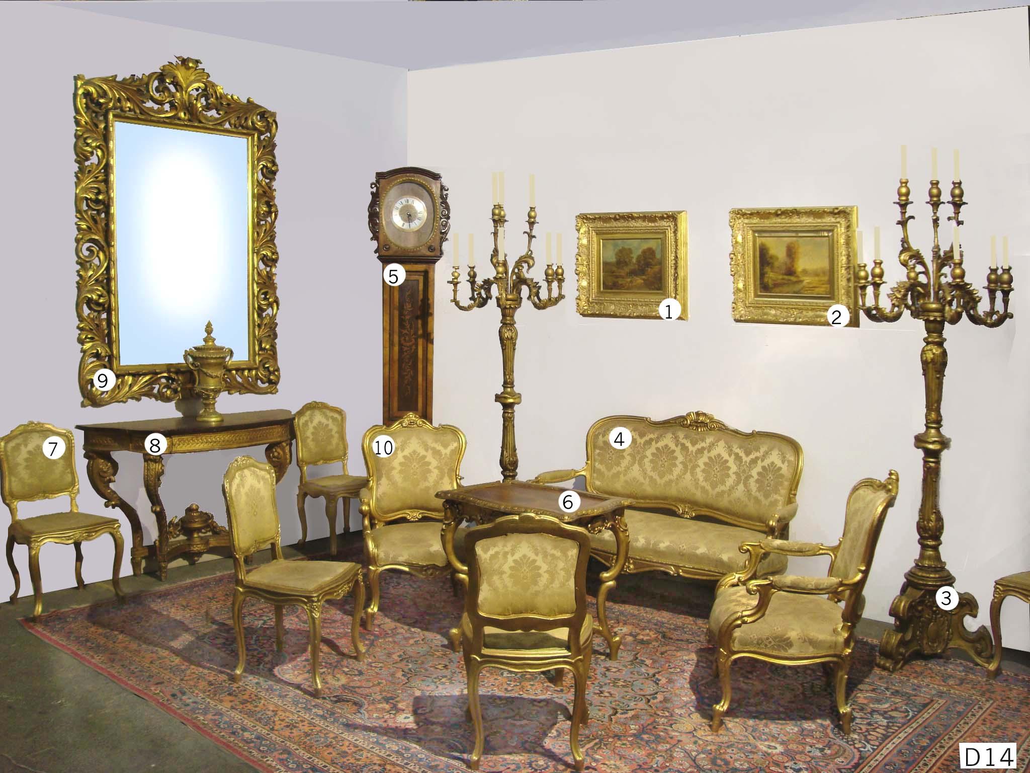 barock m bel mieten leihen mietm bel leihm bel. Black Bedroom Furniture Sets. Home Design Ideas